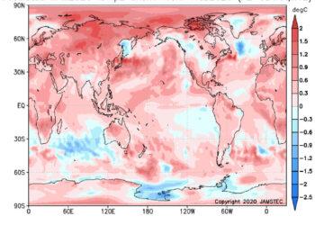 anomalie temperature 350x250 - Le FOLLIE di marzo: dal FREDDO al TEPORE in pochi giorni