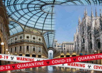 coronavirus milano 350x250 - Milano e Coronavirus diretta video da parte della nostra redazione