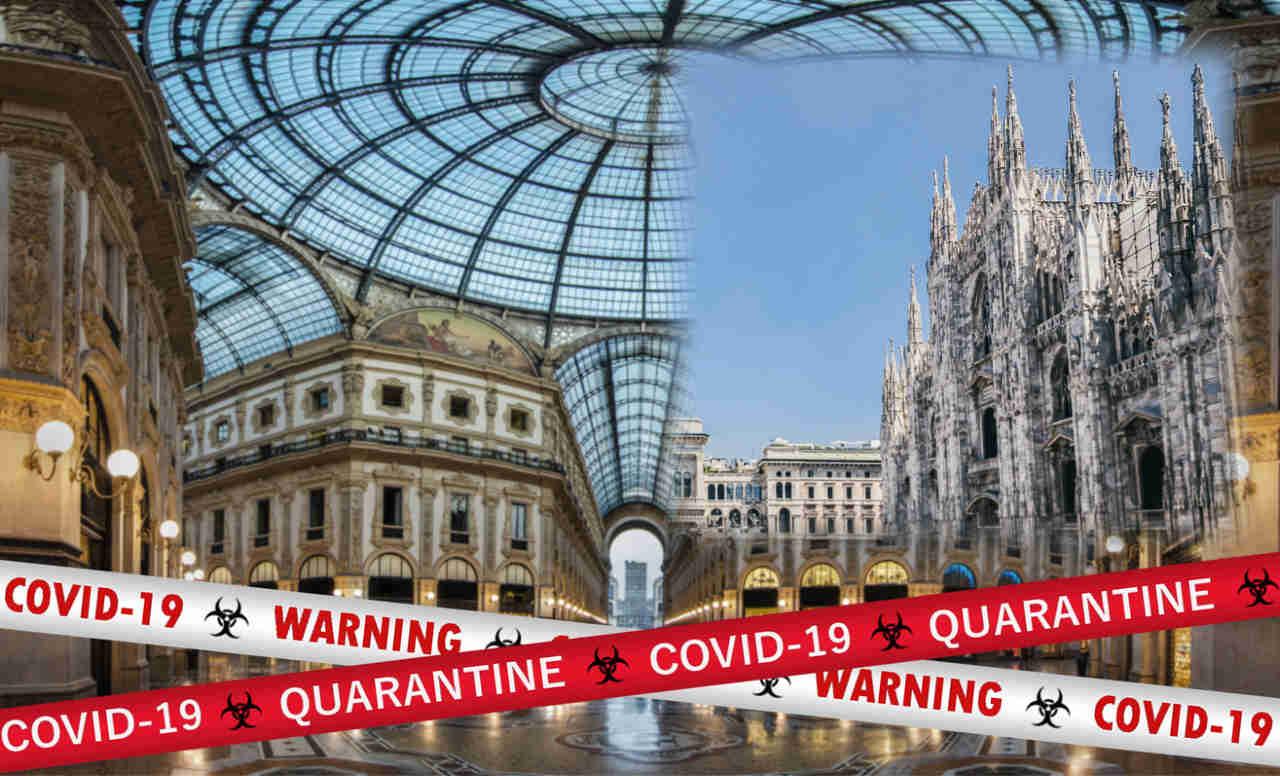 coronavirus milano - MILANO città metropolitana trema per crescita dei contagi da Coronavirus