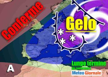 meteo lungo termine 350x250 - Meteo Italia sino al 20 Marzo: si sveglia il vento dell'Est
