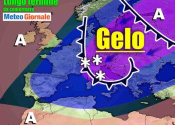 meteo lungo termine con aria fredda 4 350x250 - Meteo Italia sino al 20 Marzo: si sveglia il vento dell'Est