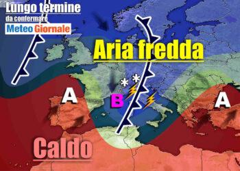 meteo lungo termine variabile e sbalzi termici 350x250 - Meteo Lungo Termine tra FORTI TEMPORALI e primo CALDO