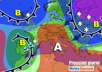 meteo prossimi giorni alta pressione poi freddo 350x250 - Video del grande Piero Angela sul Coronavirus