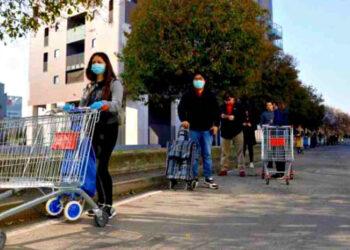 supermercati 350x250 - CORONAVIRUS, CONTE annuncia le nuove restrizioni: CHIUDE (quasi) TUTTO
