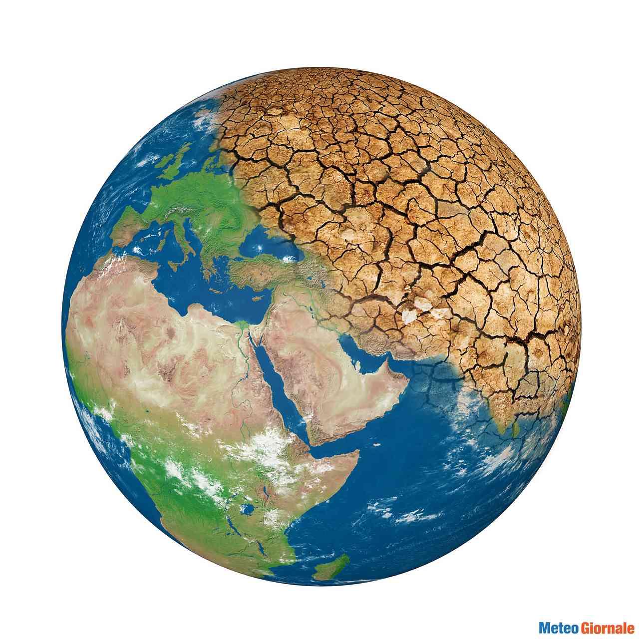 AdobeStock 90611730 - Come sarebbe il clima con la Terra capovolta?