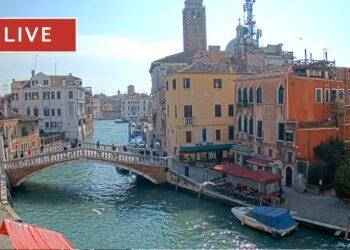 diretta meteo a venezia la citta come non lavete mai vista 350x250 - Coronavirus: possibile blocco fino al 16 maggio con obbligo mascherine