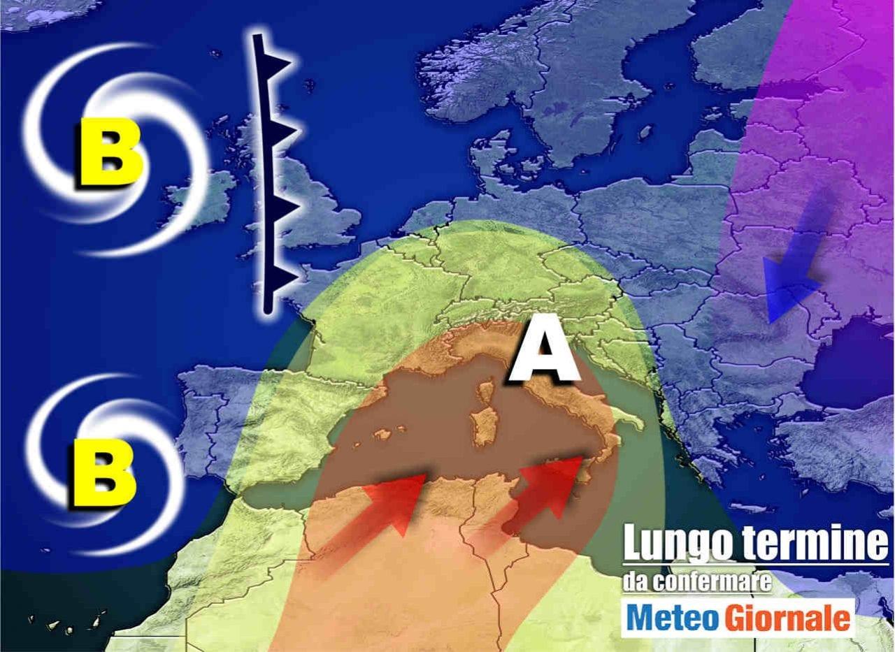 meteo 18 aprile scaled 1 - Meteo Italia sino al 18 aprile, altro RIBALTONE: CALDO in vista
