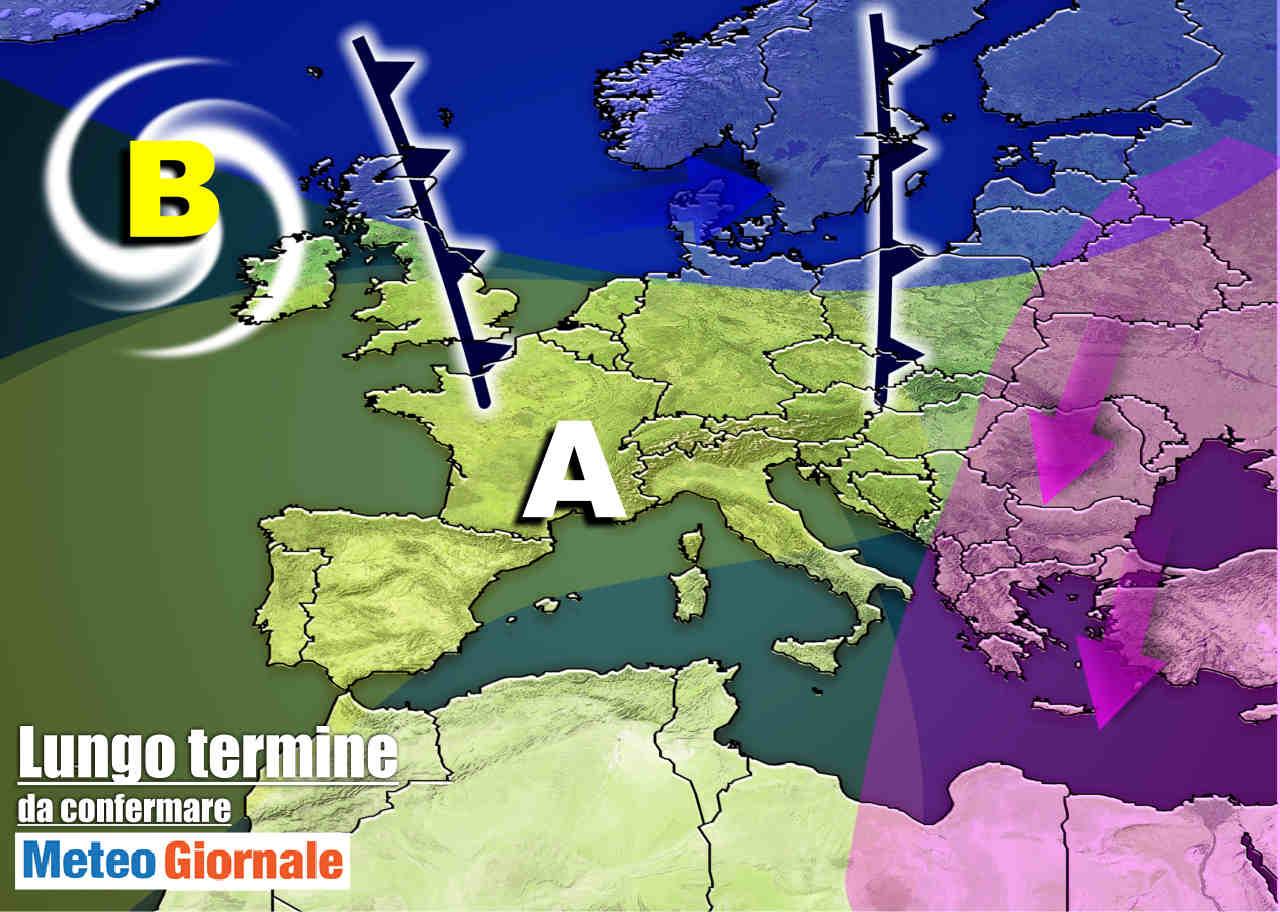 meteo pasquetta 1 - Meteo Italia sino al 15 aprile, SOLE e per Pasqua e Pasquetta CALDO