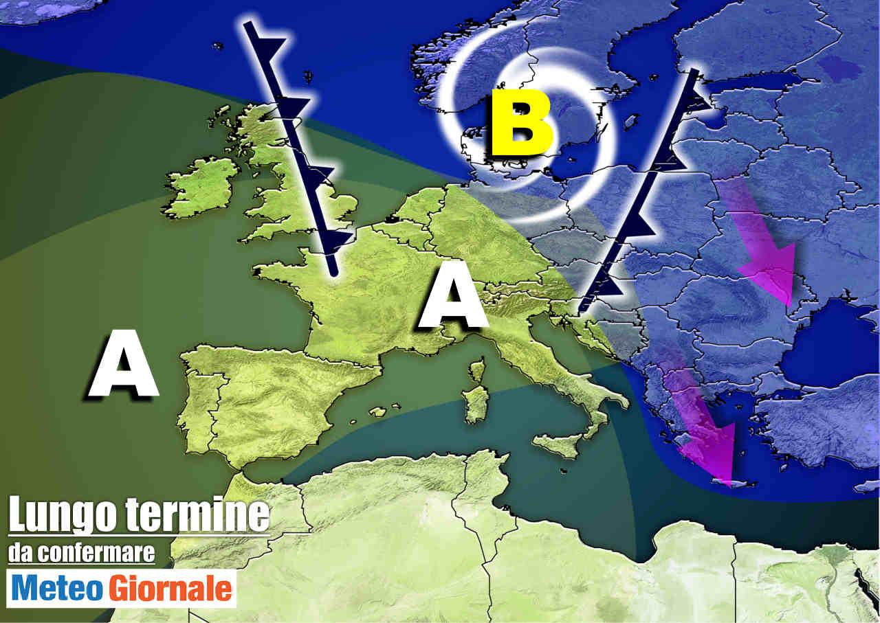 meteo post pasquetta - Meteo Italia a 15 giorni, Pasqua e Pasquetta NOVITA', poi potrebbe PEGGIORARE
