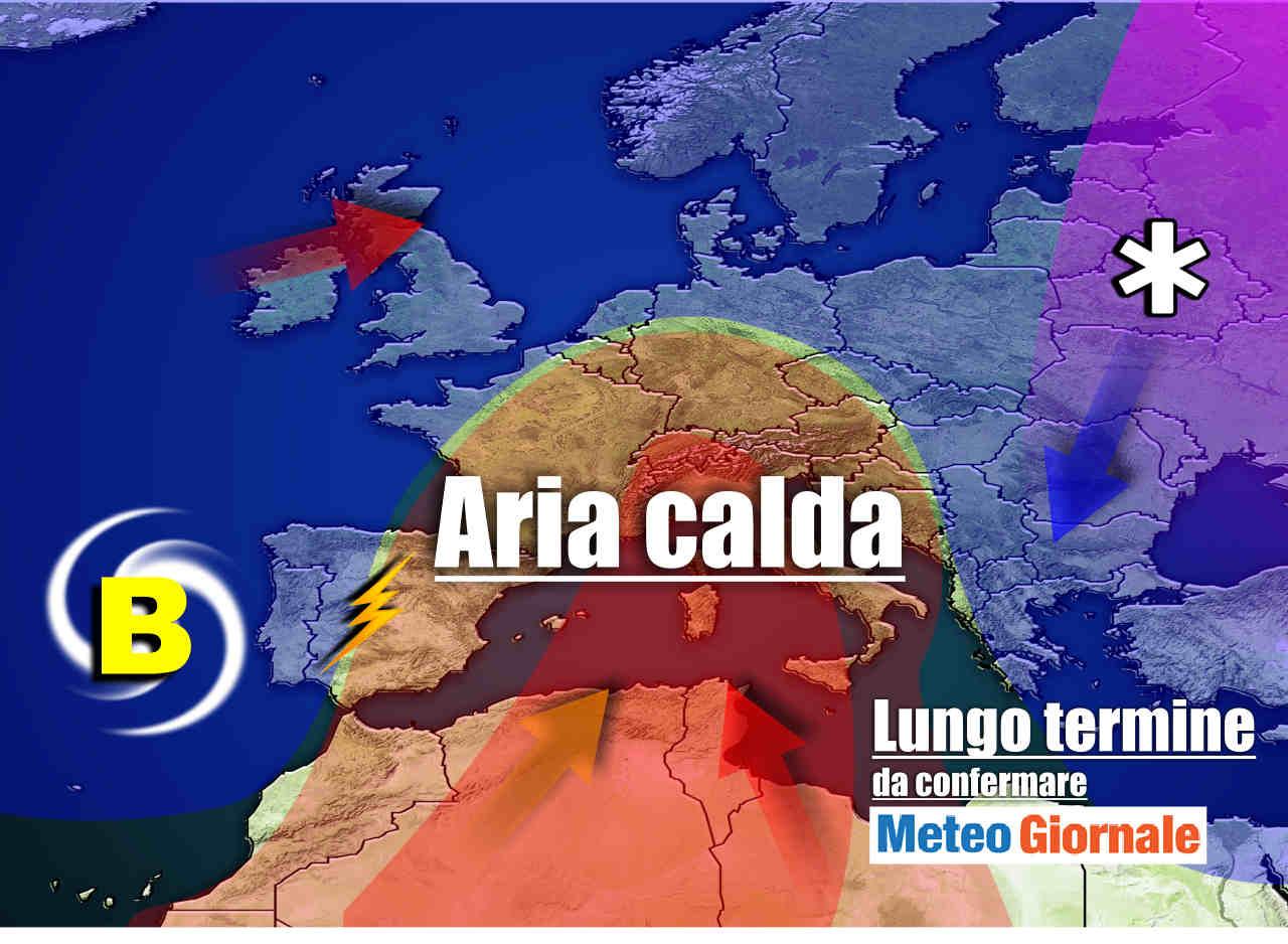 post pasquetta - Meteo Italia sino al 19 aprile, c'è l'ipotesi CALDO ESAGERATO