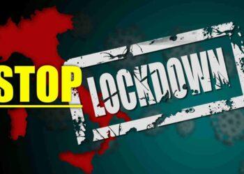 stop lockdown scaled 1 350x250 - Coronavirus: possibile blocco fino al 16 maggio con obbligo mascherine