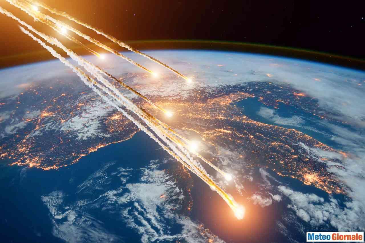 AdobeStock 205441766 - Prove deviazione rotta Asteroidi, nel frattempo, diversi sono in avvicinamento alla Terra
