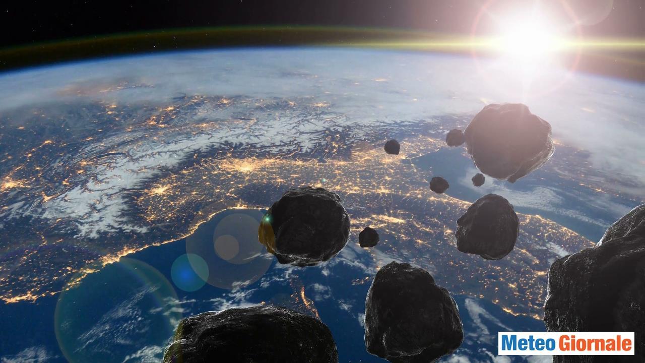 asteroidi un rischio che viene dal cielo - ASTEROIDI e METEORITI, la NASA con nuovi programmi per deviare l'impatto sulla Terra