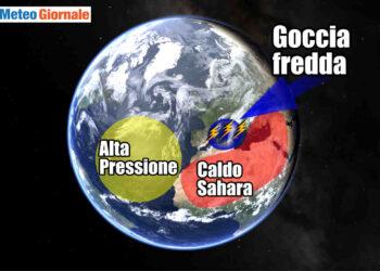 evoluzione meteo su ampia scala 350x250 - Meteo Italia sino al 20 Marzo: si sveglia il vento dell'Est