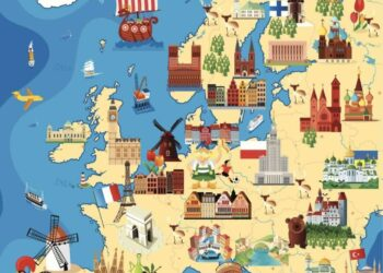 iStock 459984837 scaled 1 350x250 - VIDEO: mille anni di Europa in soli tre minuti