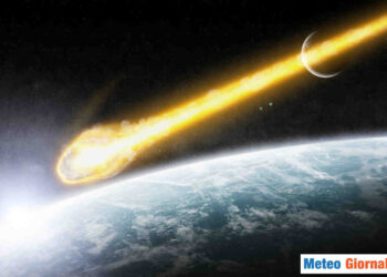 meteo giornale 00022 350x250 - Asteroide gigantesco sta per sfiorare la Terra. I rischi d'impatto