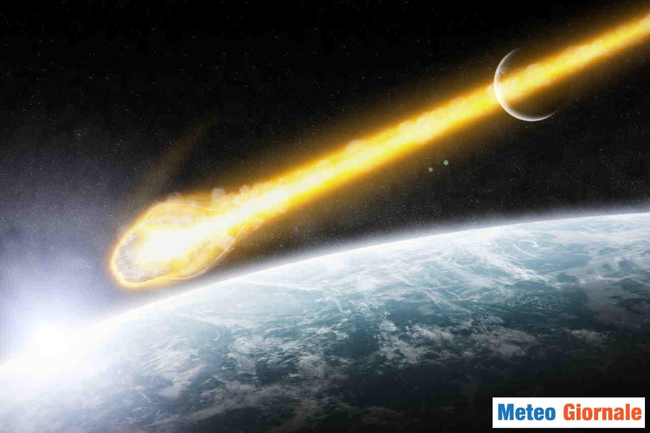 meteo giornale 00022 - Meteoriti, sono un pericolo devastante, ce lo sottolinea il disastro Tunguska, ulteriori scoperte