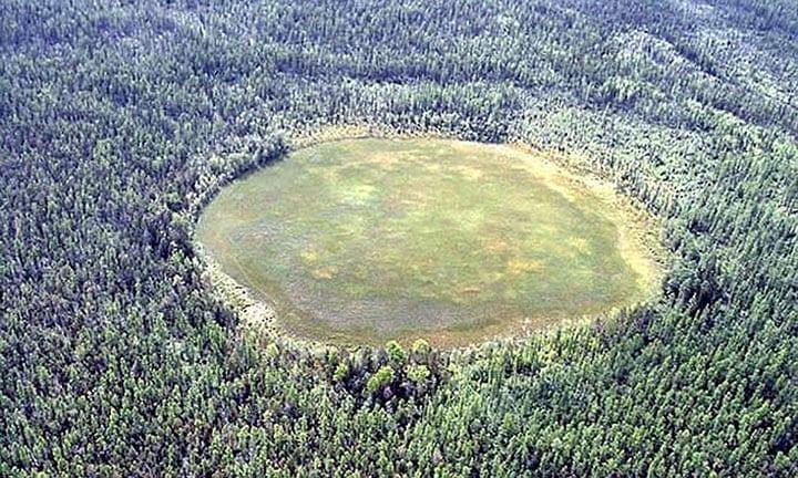 meteorite Tunguska epicentro - Meteoriti, sono un pericolo devastante, ce lo sottolinea il disastro Tunguska, ulteriori scoperte