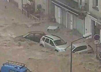 ajaccio alluvione 350x250 - Corsica, Ajaccio, alluvione storica