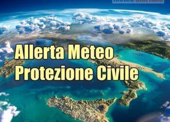 allerta meteo 1 350x250 - Protezione Civile, situazione odierna Coronavirus – Covid 19