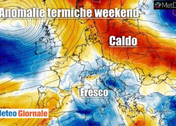 Temperature-weekend