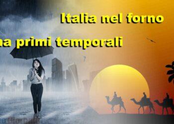 fornotempo 350x250 - Meteo Italia: nuova Perturbazione Domani, poi ANTICICLONE: durata