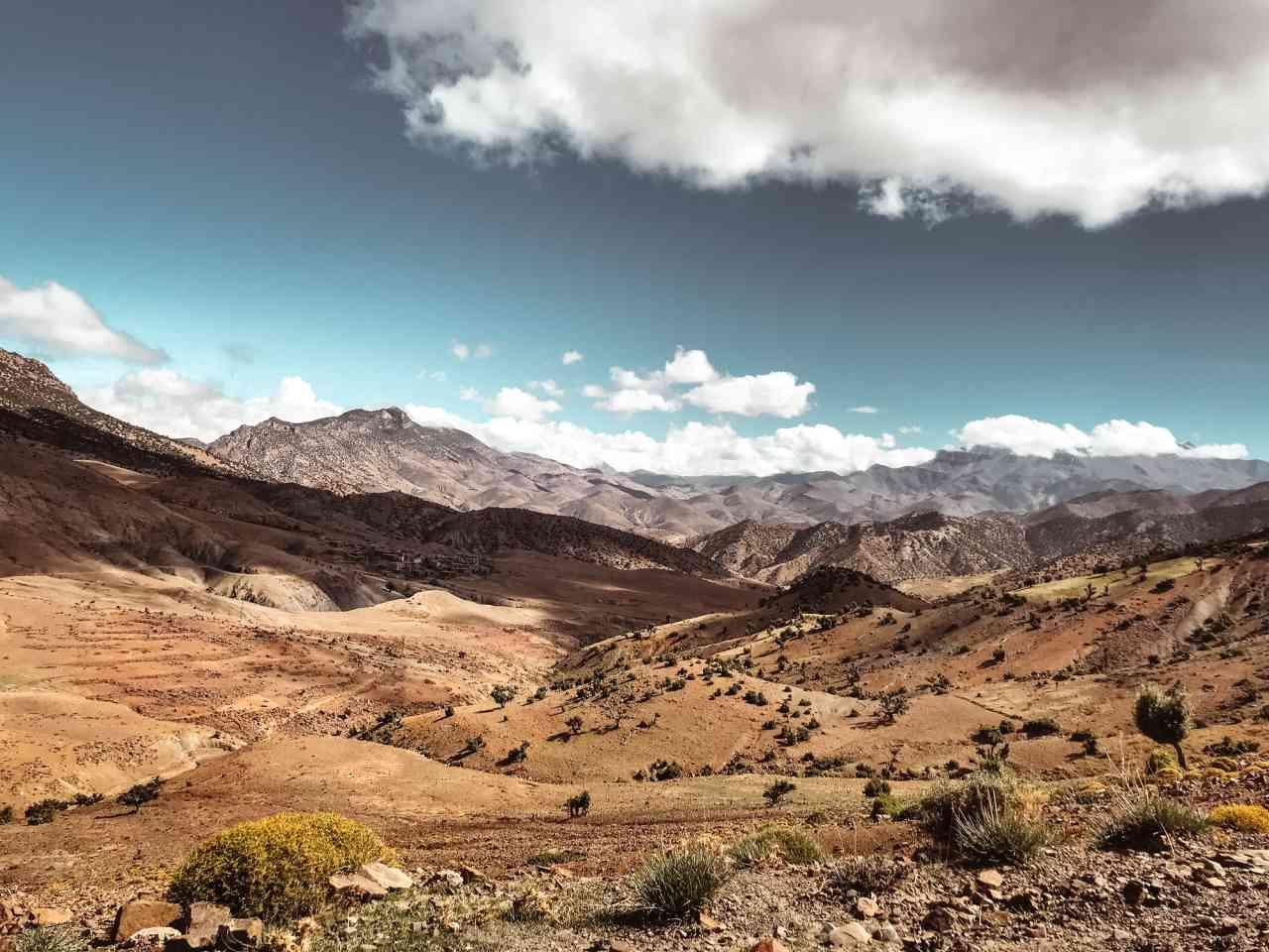 iStock 1153574514 - Il Marocco raccoglie le nuvole per far piovere