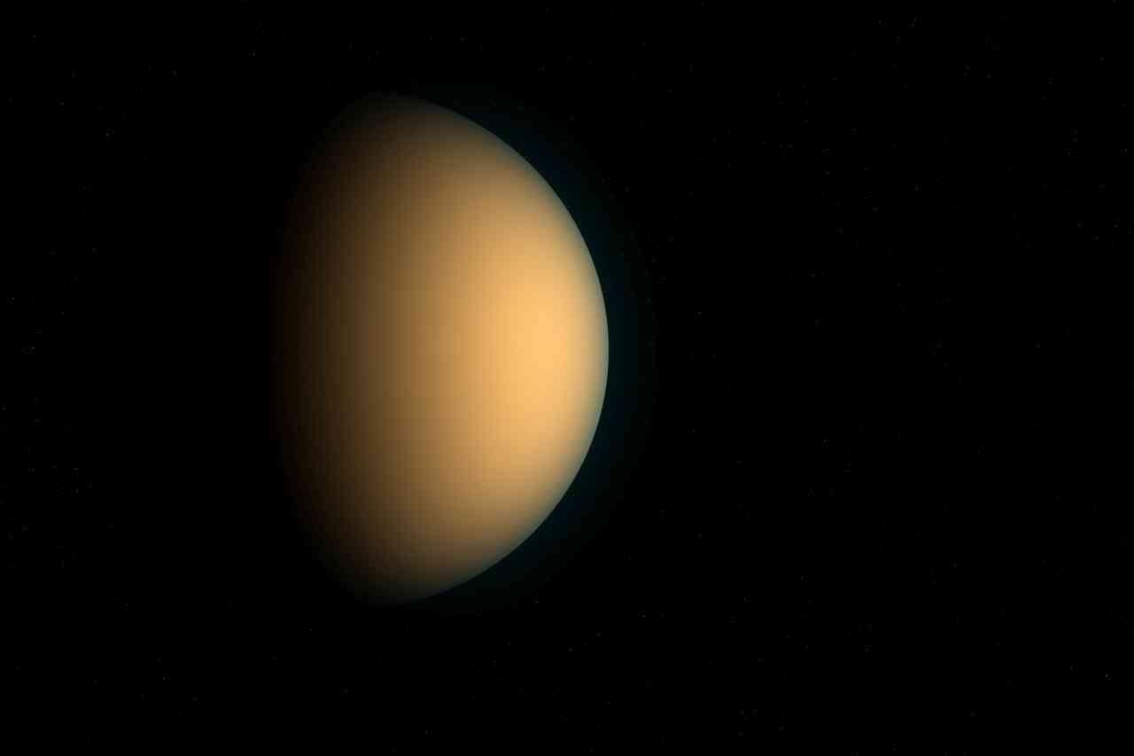 iStock 1178364685 - Titano, la luna di Saturno: possibili vulcani ancora attivi