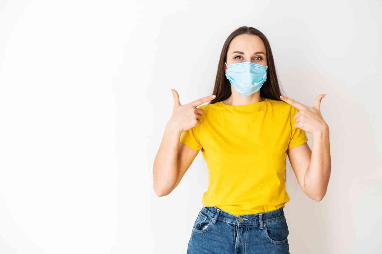 iStock 1218380748 - Coronavirus, mascherine e distanza si dimostrano efficaci contro il Covid-19