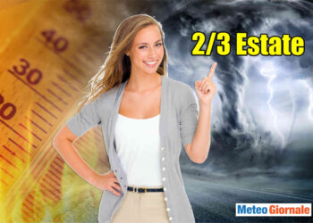 meteo estivo anomalo con giugno fresco e piovoso 350x250 - Centro Meteo Europeo: Giugno fresco. Poi CALDO ROVENTE