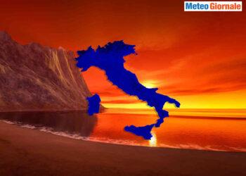 meteo italia le temperature massime del 21 giugno 2020 350x250 - Nord Italia, subito rovente. Ieri oltre 30 gradi. Temperature massime in Italia