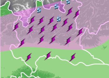meteo lombardia piogge intense e temporali 350x250 - Meteo Lombardia, esagerato maltempo per oltre una settimana