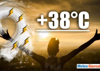 previsione meteo ondate di calore in italia 350x250 - COVID-19, riflessioni per l'Estate: quarantena anche dove fa CALDO