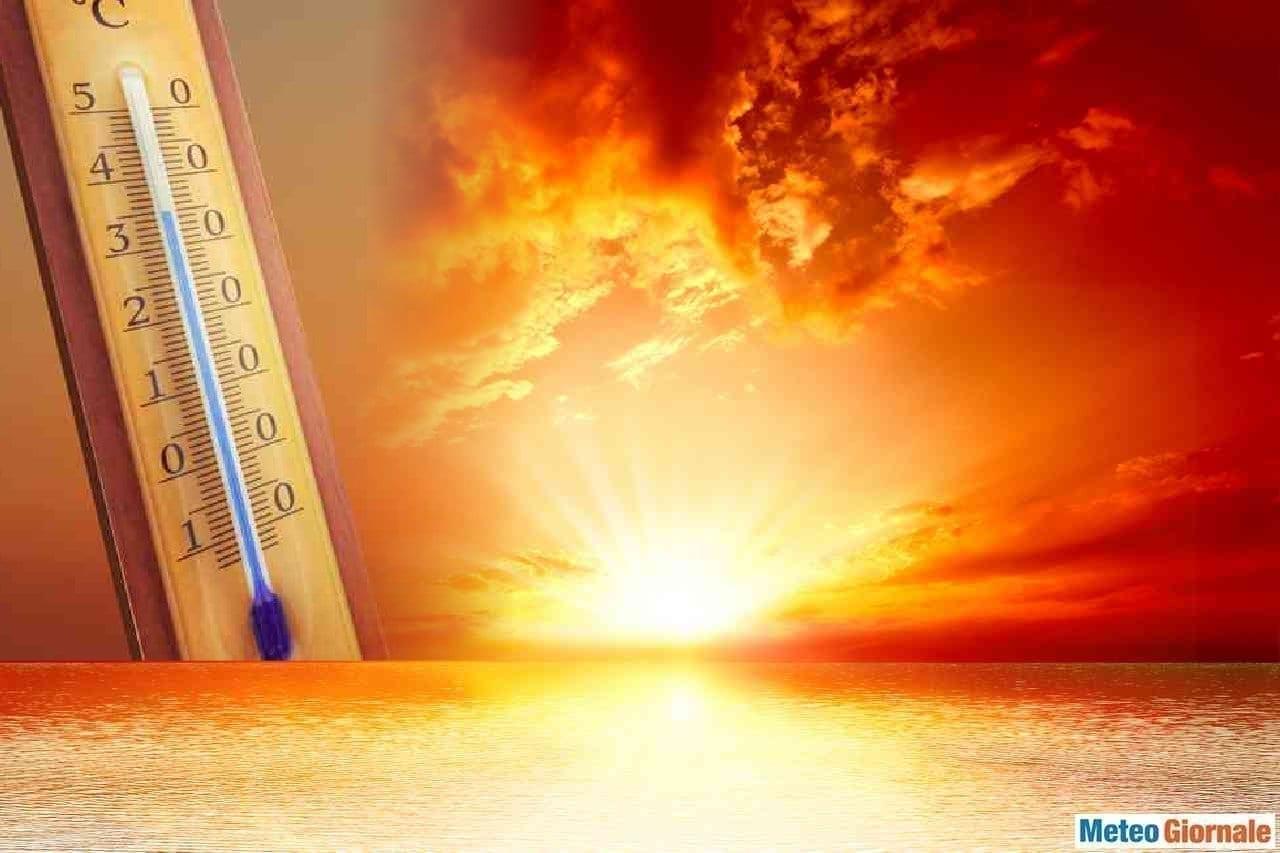 stupenda - Meteo e clima che si farà infuocato, temperature destinate a crescere