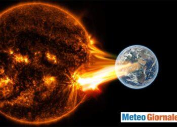 """tempesta 350x250 - Tempeste solari un pericolo grave, ma arriva l'""""orologio"""" che le prevede"""