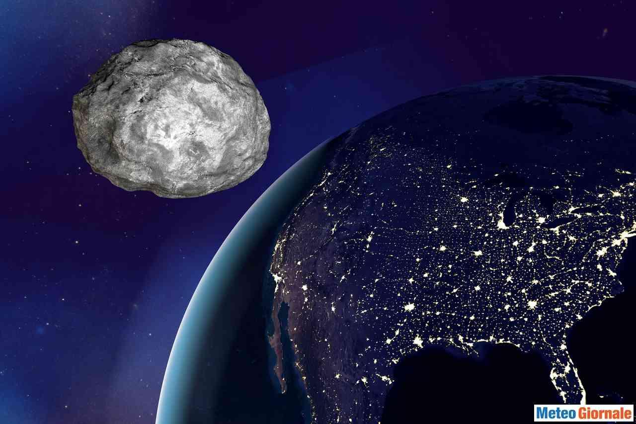 AdobeStock 90120252 - ASTEROIDE Gigante sfiora la Terra, nessuno se n'è accorto. Poteva essere un disastro