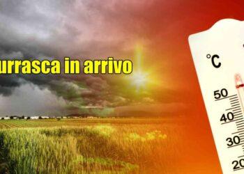 burrasca 350x250 - Sconquasso meteo imponente: POTENTI TEMPORALI scalzeranno la bolla africana