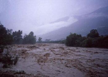 flood 350x250 - ALLUVIONE storica in Lombardia. Luglio mese a rischio meteo estremo