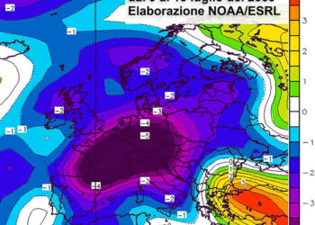 luglio2000 350x250 - Crisi meteo in piena estate: incredibile freddo artico nel cuore di luglio