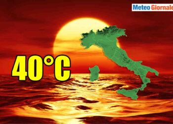 meteo caldo da 40 gradi 350x250 - Meteo e clima che si farà infuocato, temperature destinate a crescere