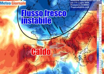 weekend 350x250 - CALDO in aumento verso inizio Luglio, ecco la CANICOLA