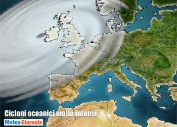 cicloni oceanici molto intensi 350x250 - Gli oceani assorbono una buona parte del carbonio causato dagli incendi