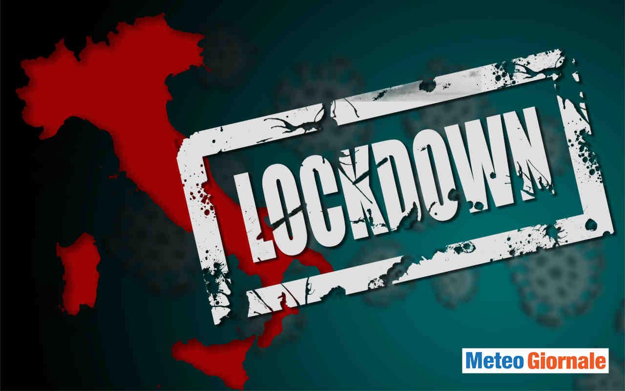 covid lockdown - Covid 19 Italia: lockdown e ipotesi del coprifuoco serale: Facciamo chiarezza