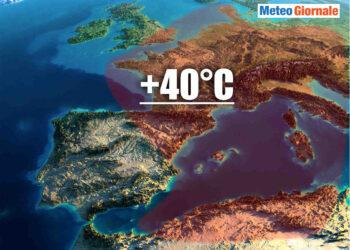 meteo con ondata di calore europa 350x250 - Meteo Luglio 2020: cosa cambierà rispetto e Giugno