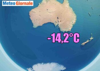 meteo tasmania ondata di gelo 350x250 - Pesce ghiacciolo: l'unico vertebrato in grado di vivere senza emoglobina