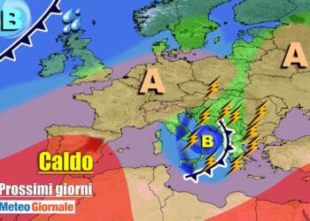meteogiornale 7 g 4 350x250 - STOP ESTATE in pieno Luglio e persino la NEVE