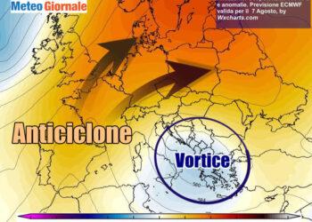 movimentato 350x250 - METEO movimentato in settimana, Italia tra TEMPORALI e ritorno anticiclone