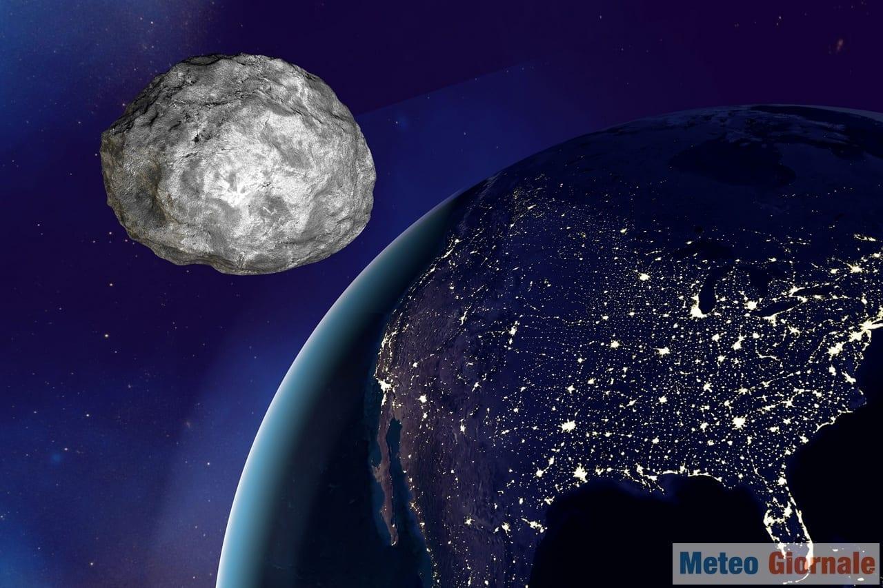 AdobeStock 90120252 - Asteroide gigantesco sta per sfiorare la Terra. I rischi d'impatto