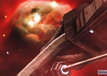 astronave interstellare 350x250 - Viaggeremo verso altre Galassie più veloci della luce