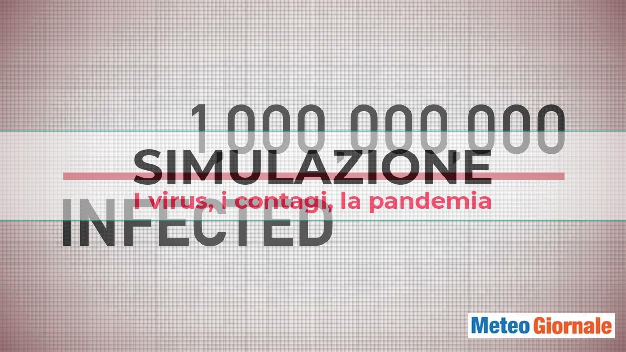 contagi pandemia - Pandemie più letali del COVID-19